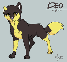Deo by Anttu-chan