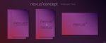 Nexus 5 Concept Wallpaper Pack by TheTechnoToast