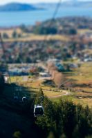 Gondola Tilt Shift by kendravixie