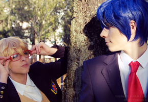 How to Make a Butterfly Angry | Reigisa Cosplay by a-nouki