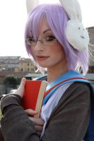 Yuki Nagato, Headphone version by jump-rose
