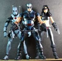 X-Force by angelprisz