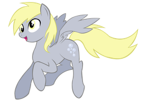 Derpy Hooves by DANMAKUMAN