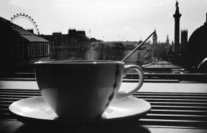 coffee and the city by Renrox