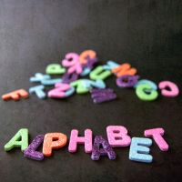 Alphabet by WillieMan