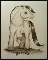 It's another fjordHorse/My LittlePony by majann