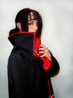 Itachi cosplay by DeEtta