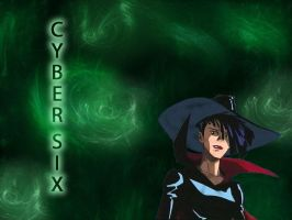 Cyber 6 wallpaper by xBlackWindDragonx