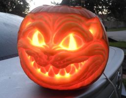 pumking carving by tdm-studios