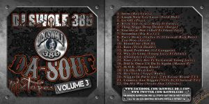 Da Souf-Metal Covers by Tyger-graphics