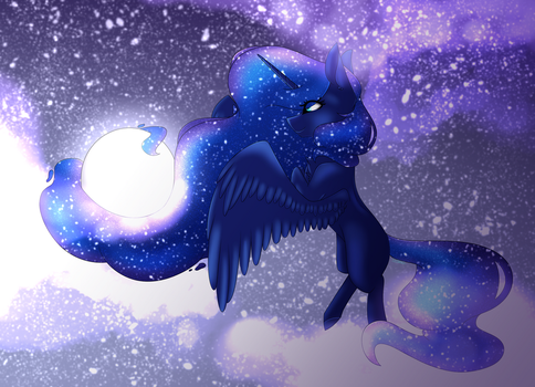 Collab with JemmieJ18 SPEED PAINT by ImmaGoddamPony