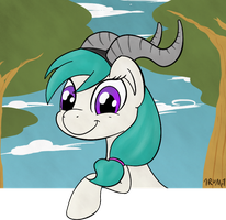 Capricorn Pony by 1rumi1