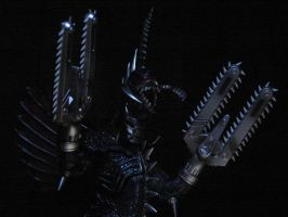 S.H. Monsterarts Gigan 2004 (4) by Mr-X-The-Kaiju-Freak
