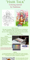 Watercoloring Tutorial by Nashimus