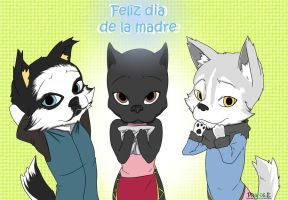 Feliz dia de la madre v2 by Pharos-E