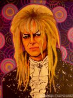 Jareth the Goblin King by asamamoru