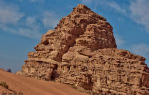 Wadi rum 007 by forgottenson1