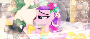 Evil Cadance by DixieRarity