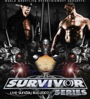 WWE Survivor Series 2007 by pollo0389