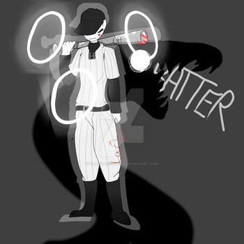 The Batter by Kari-Is-Expl0ring
