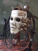 steampunk mask at kew by Sceptre63