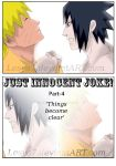 Just Innocent joke! - COVER: Part-4 by Lesya7
