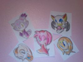 old drawings by SonicsChilidog