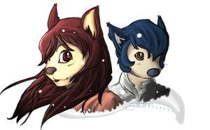 The Wolf Children by Railguns