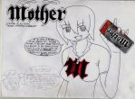 +:+Mother Uncoloured+:+ by Muramasa91