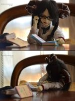 Studing is boring by Kyovlad-2