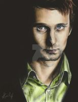 Mathew Bellamy by ahernandez10