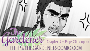 The gardener - Chapter 4 page 20 by Marc-G
