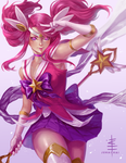 Star Guardian Lux by juhaihai