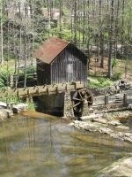 Old Mill on Rottenwood Creek by Qphacs