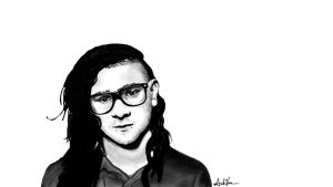 My Name Is Skrillex by avuu