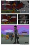 Comic: One Groovy Dance by Knadow-the-Hechidna
