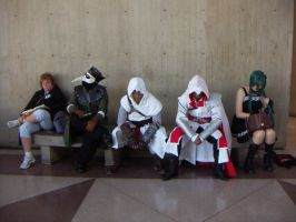 Assassins Creed by LiekkeenValve
