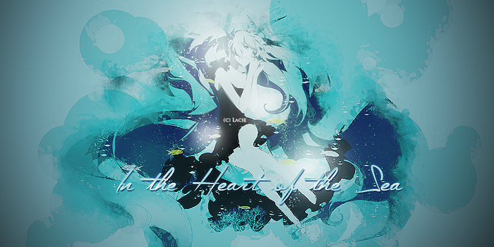 .: In the Heart of the Sea :. by Ilithyie-Sama