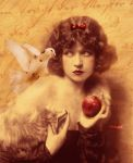 Old Manip - Snow White Vintage by Iridescence-art