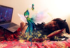 Tooth Fairy by parthpandya89