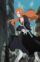 Orihime - Fight To Protect by EverlastingDarkness5
