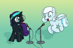 Nyx and Snowdrop Duet by Dahtamnay