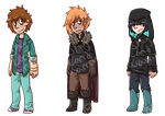 Adopts- OPEN (ONE LEFT. LOWERED) by SkyLandWarrior