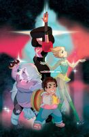 steven UNIVERSE by theCHAMBA