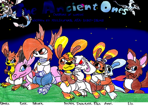 The Ancient Ones Coverart