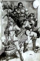 CROM by thepunisherone