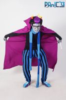 Eridan Ampora cosplay -Attack mode...HISSSSSSSSSS! by Dead-Batter