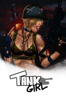 Tank Girl by LTartist