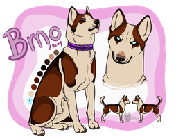 Bmo- Premade Character for sale by PittMixx