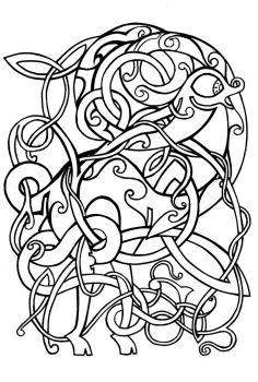 coloring page by pieterjansens